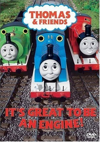 Thomas The Tank Engine Its Great Being An Engine Clr Chnr