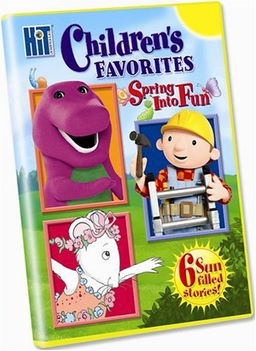 Spring Into Fun Childrens Favorites Nr