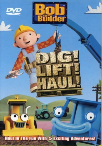 Bob The Builder Dig Lift & Haul Clr Nr