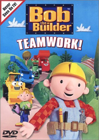 Bob The Builder Teamwork Clr Nr