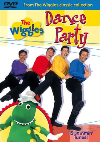 Wiggles Dance Party Clr Chnr