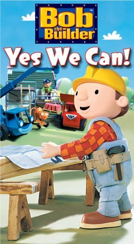 Yes We Can Bob The Builder Clr Chnr