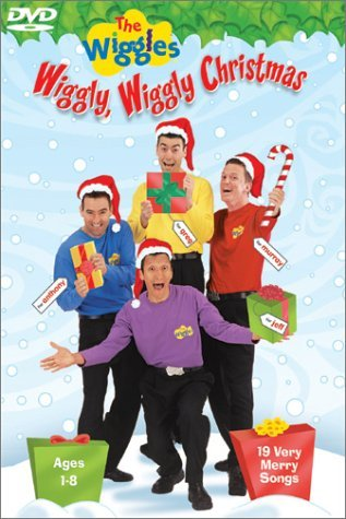 Wiggles Wiggly Wiggly Christmas Clr Nr