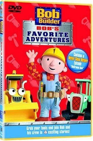 Bob The Builder Favorite Adventures Clr Nr