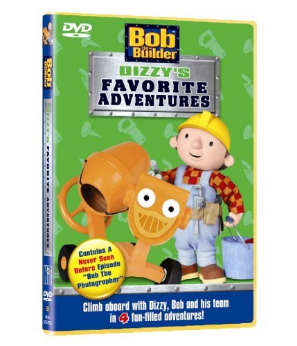 Bob The Builder Dizzys Favorite Adventure Clr Chnr
