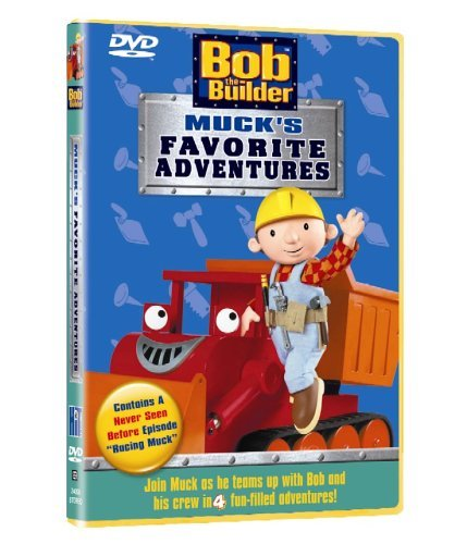 Mucks Favorite Adventure Bob The Builder Chnr