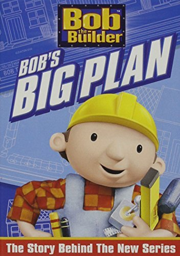 Bob's Big Plan Bob The Builer Chnr