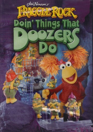 Fraggle Rock Doin' Things That Doozers Do Clr Chnr