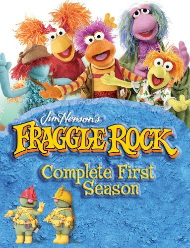 Fraggle Rock Season 1 Clr Chnr 5 DVD