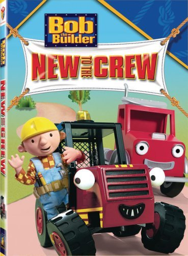 Bob The Builder New To The Crew DVD Nr