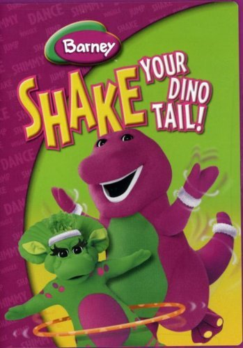 Barney Shake Your Tail Nr