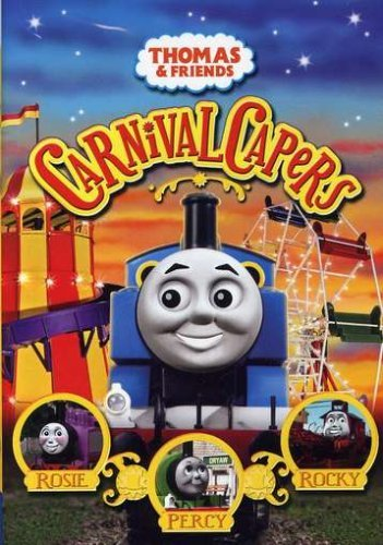 Carnival Capers Thomas & Friends Ws Nr