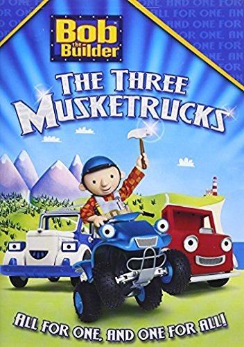 Three Musketrucks Bob The Builder Nr