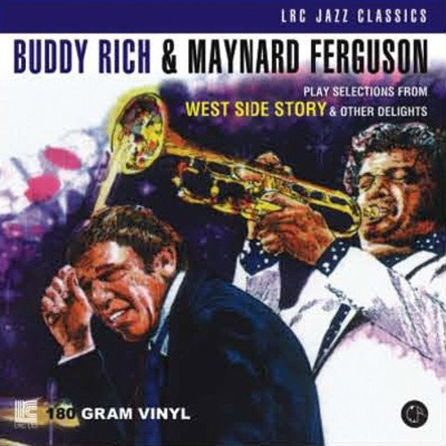 Buddy & Maynard Ferguson Rich Play Selections From West Side