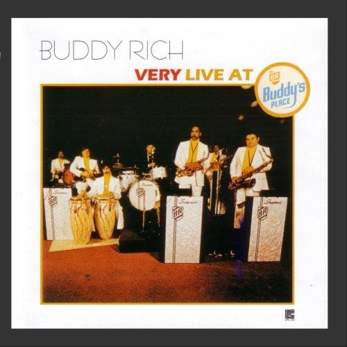 Buddy Rich Very Live At Buddy's Place