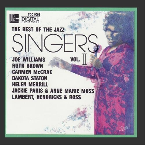 Best Of Jazz Singers Vol. 2 Best Of Jazz Singers