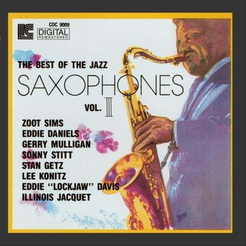 Best Of The Jazz Saxophones Vol. 3 Best Of The Jazz Saxophones