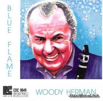 Herman Woody Blue Flame