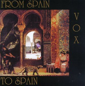 Vox From Spain To Spain