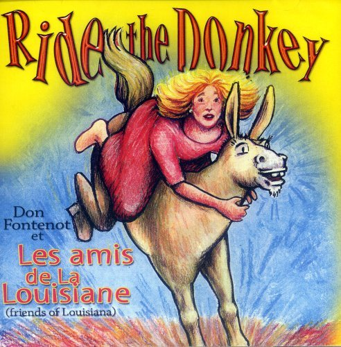 Fontenot Les Amis De La Ride The Donkey