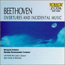 L.V. Beethoven Overtures Incidental Music Bryn Julson*phyllis (sop) Skrowaczewski Minnesota Orch