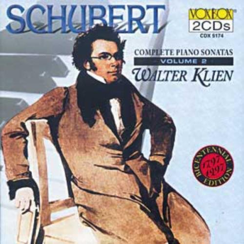 F. Schubert Son Pno Vol. 2