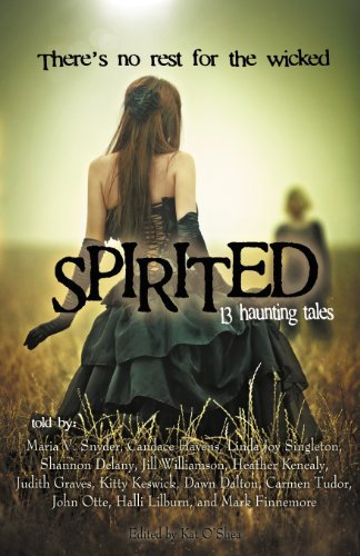 Maria V. Snyder Spirited 13 Haunting Tales