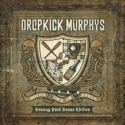Dropkick Murphys Going Out In Style Deluxe Liv