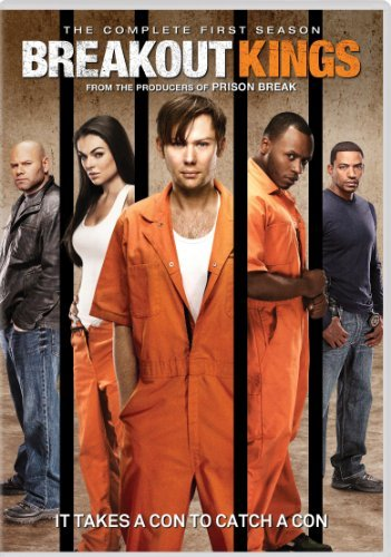 Breakout Kings Season 1 DVD Nr 4 DVD
