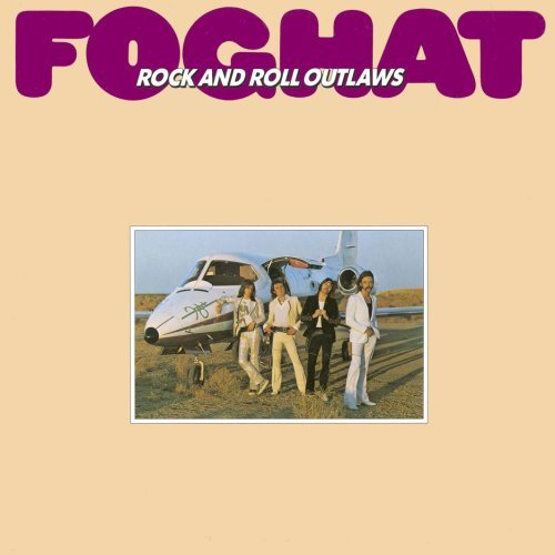 Foghat Rock & Roll Outlaws (mini Lp S Import Jpn Paper Sleeve