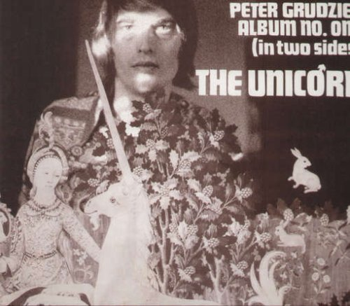 Peter Grudzien Unicorn Garden Of Love Lmtd Ed. 2 Lp Set Remastered