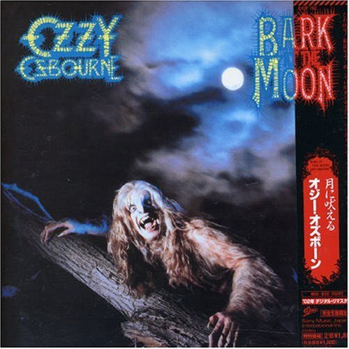 Ozzy Osbourne Bark At The Moon (mini Lp Slee Import Jpn Paper Sleeve Incl. Bonus Track
