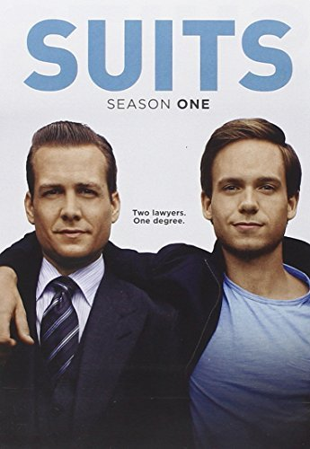 Suits Season 1 DVD Uv Nr Ws