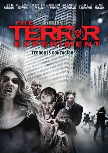 Terror Experiment London Howell Willis Ws Nr