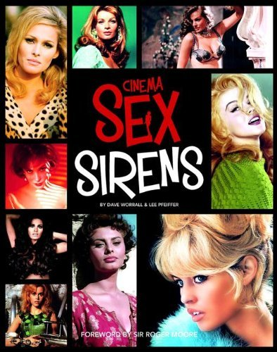 Worrall Dave Cinema Sex Sirens