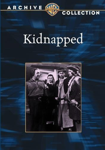 Kidnapped Mcdowall England O'herlihy Made On Demand Nr