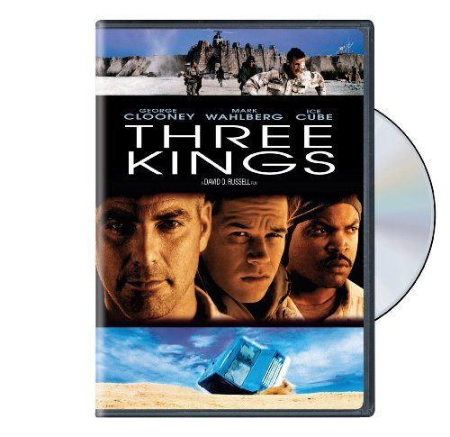 Three Kings Clooney Wahlberg Ice Cube Jonz