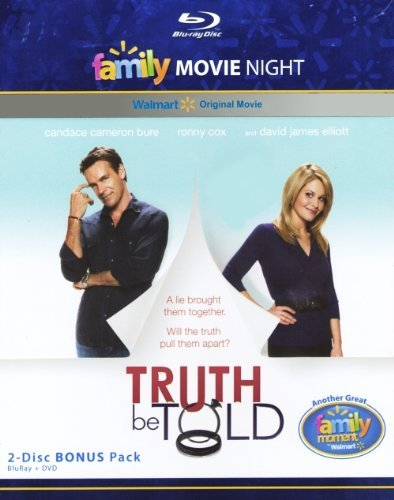 Truth Be Told Truth Be Told Blu Ray DVD Combo