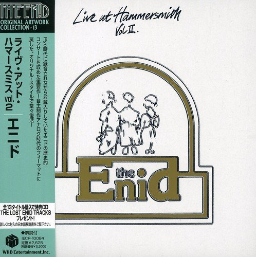 Enid Vol. 2 Live At Hammersmith (mi Import Jpn Paper Sleeve