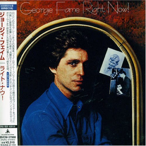 Georgie Fame Right Now! (mini Lp Sleeve) Import Jpn Lmtd Ed. Paper Sleeve