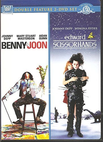 Benny & Joon Edward Scissorhands Double Feature Ws