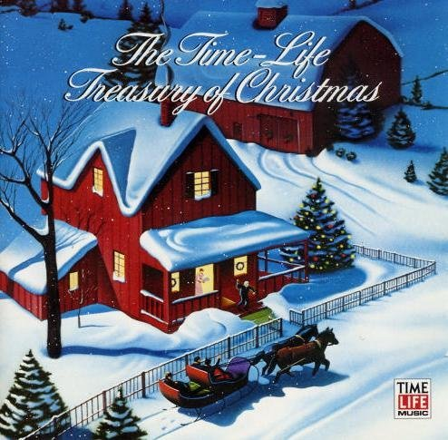 Time Life Treasury Of Christmas Time Life Treasury Of Christmas