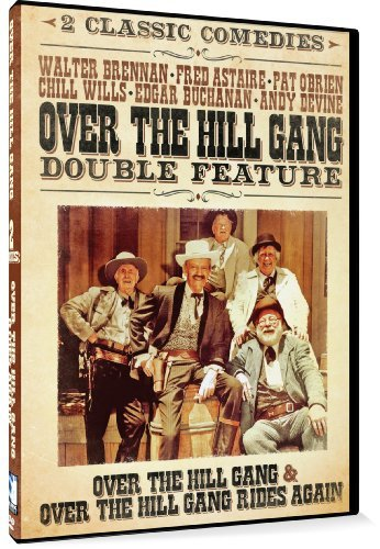Over The Hill Gang Double Feature Over The Hill Gang Over The Hill Gang Rides Again