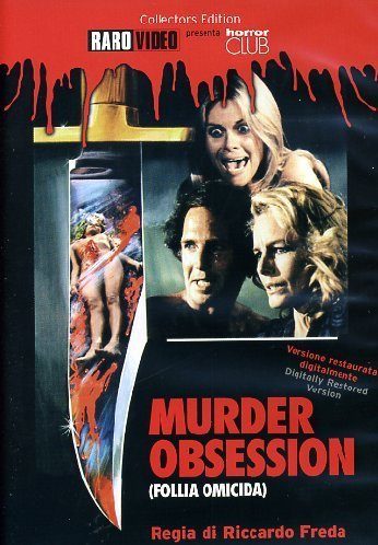 Murder Obsession (follia Omi Murder Obsession (follia Omi Import Ita Pal (2)