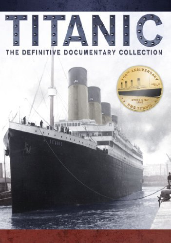 Titanic The Definitive Docume Titanic The Definitive Docume Tvpg 2 DVD