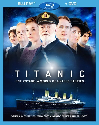 Titanic Jones Roache Somerville Nr 2 Br Incl. DVD
