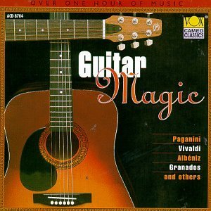 Guitar Magic Guitar Magic Giuliani Paganini Granados Sor Carulli Boccherini Vivaldi &