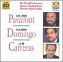 Pavarotti Domingo Carreras World's Greatest Tenors Singin Pavarotti Domingo Carreras