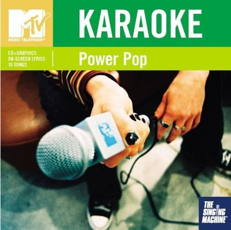 Singing Machine Karaoke Mtv Power Pop Karaoke