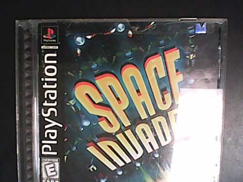 Psx Space Invaders E